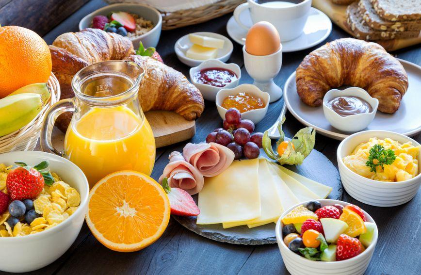 Doručak je najvažniji obrok u danu