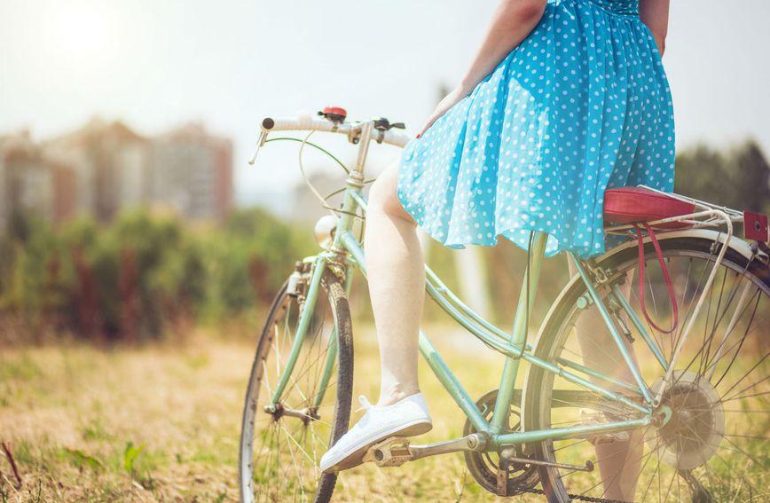 Vožnja bicikla mnogima je omiljena aktivnost u proljeće