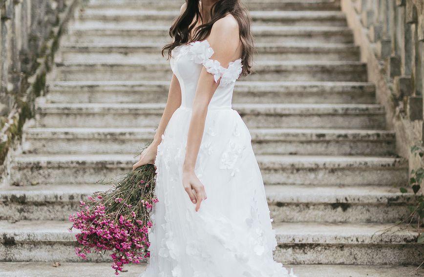 Nova kolekcija vjenčanica Sandre Haddad