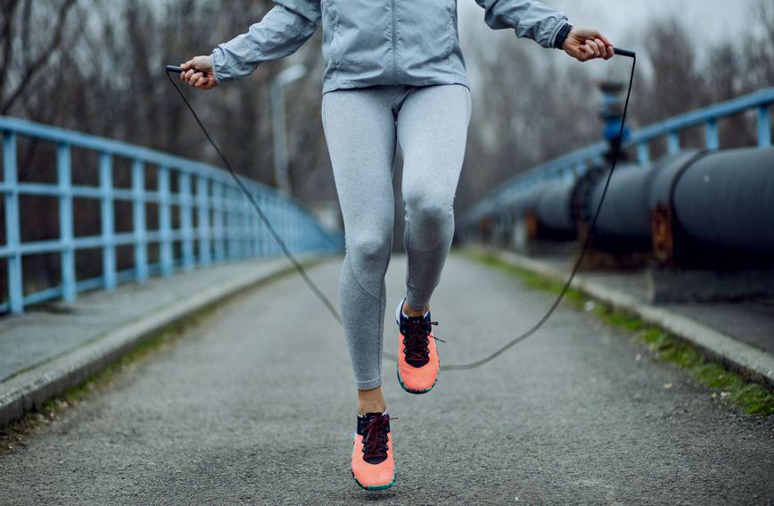 Preskakanje užeta ima čitav niz prednosti za zdravlje