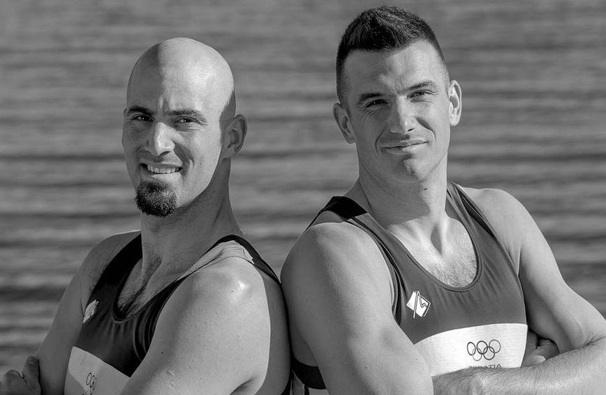 Braća Sinković novi su ambasadori Vichyjeve linije proizvoda Dercos Aminexil MEN