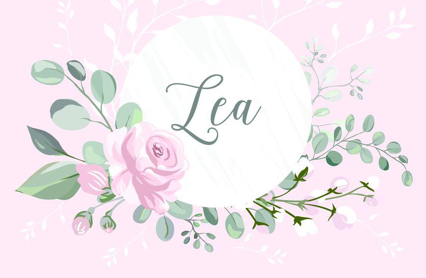 Iako mnogima zvuči kao kratko pomodno ime, Lea je zapravo prastaro ime