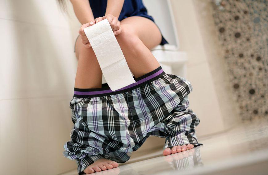 Suprotno prečestoj potrebi za mokrenjem, neke osobe imaju prerijetku potrebu za mokrenjem