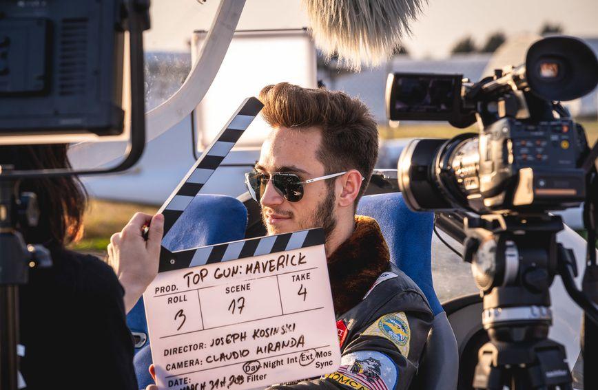 20-godišnji Daniel Ivić nova je zvijezda filma