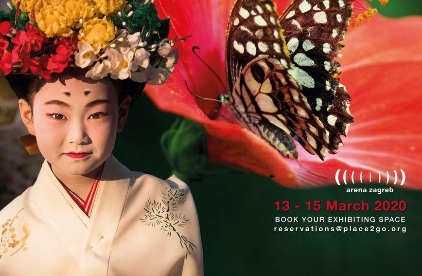 Međunarodni sajam turizma PLACE2GO održat će se od 13. do 15. ožujka