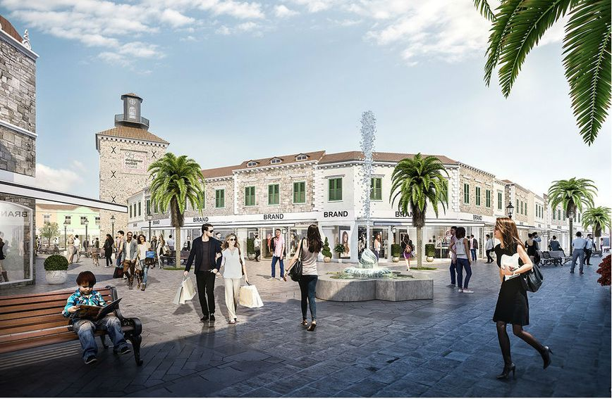 Designer Outlet Croatia bit će smješten pored robne kuće IKEA u Rugvici