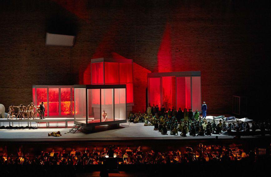 Opera Turandot na talijanskoj sceni