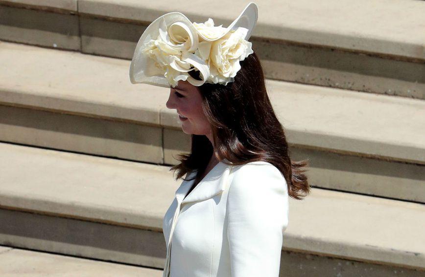 Catherine Middleton na vjenčanju Meghan Markle i princa Harryja