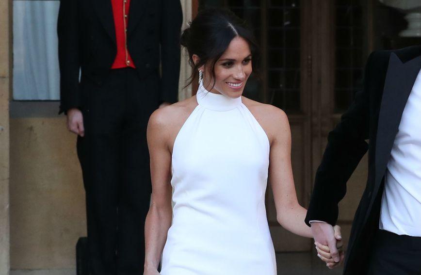 Drugu vjenčanicu vojvotkinje od Sussexa potpisuje Stella McCartney - 3