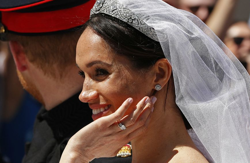 Meghan Markle za vjenčanje je izabrala vrlo nježnu nijansu laka za nokte