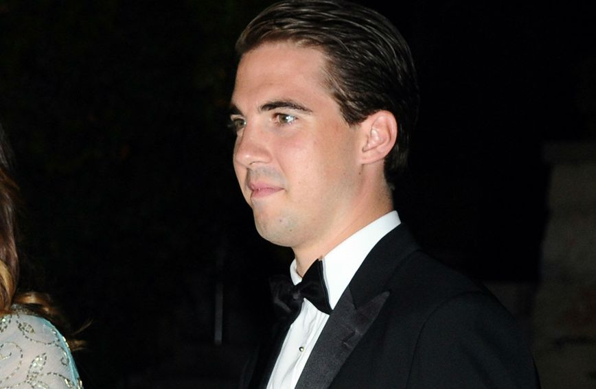 Princ Philippos Grčke i Danske
