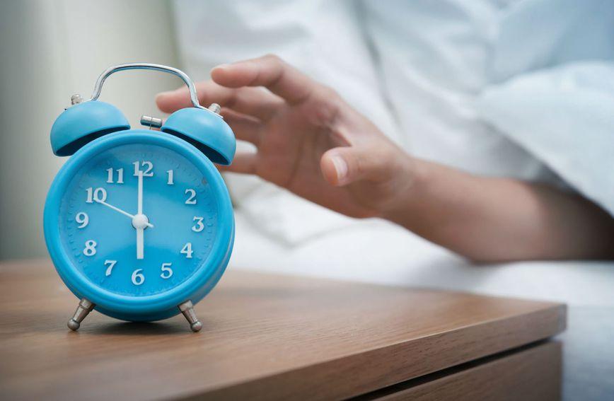 Ako se nismo naspavali, vrijeme buđenja vrlo teško će nam pasti