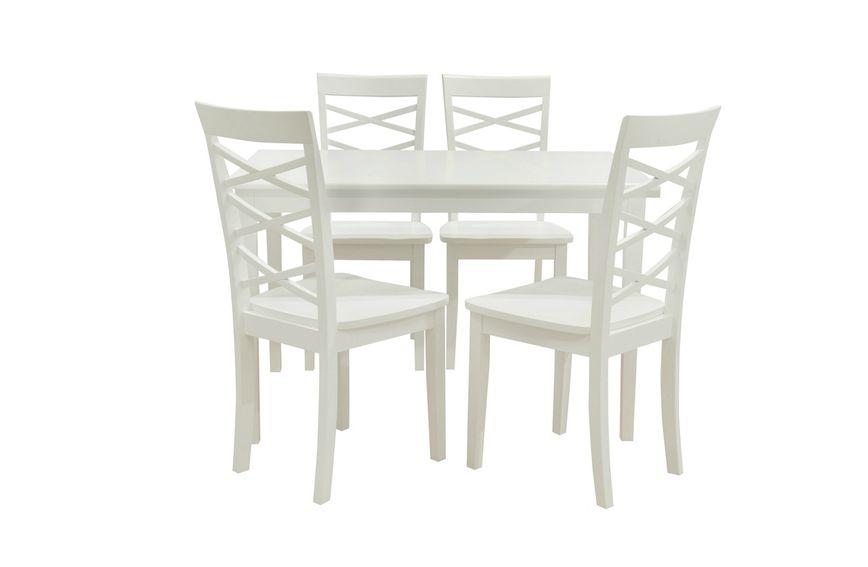 Emmezeta stol 799 kn + 4 stolice (279 kn komad), 1915 kn
