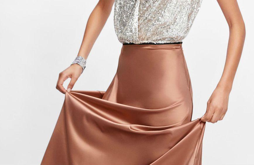 Svečane suknje iz trgovina 2019. - 6