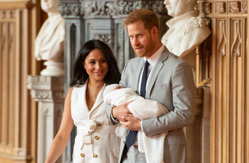 Meghan i Harry predstavili su svog sina javnosti