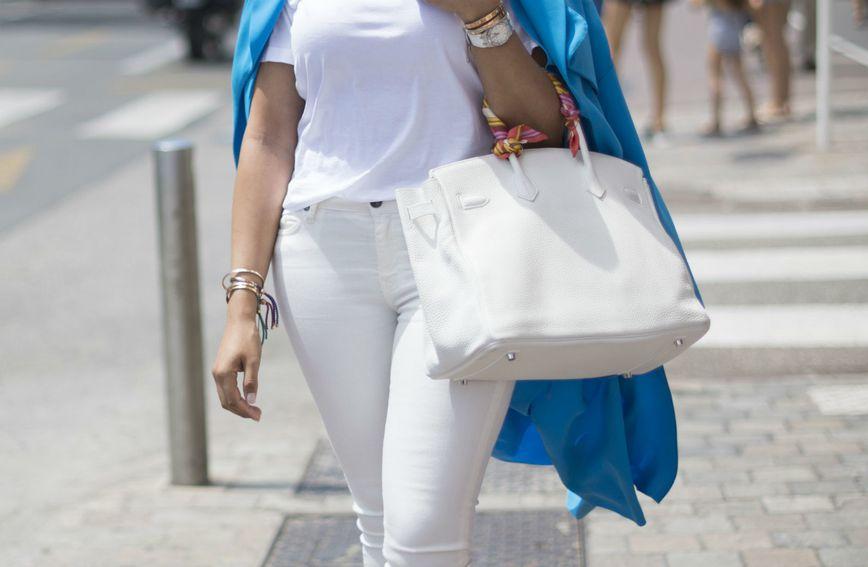 Bijele traperice idealan su izbor za proljeće i ljeto