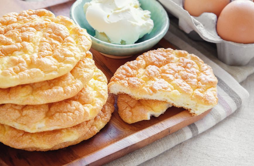 Takozvani oopsie kruh zapravo je kruh bez brašna