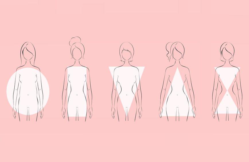 Odaberite kupaći kostim po obliku tijela