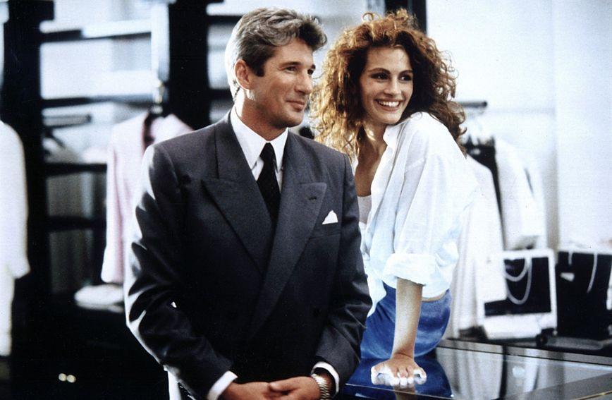Julia Roberts i Richard Gere u filmu