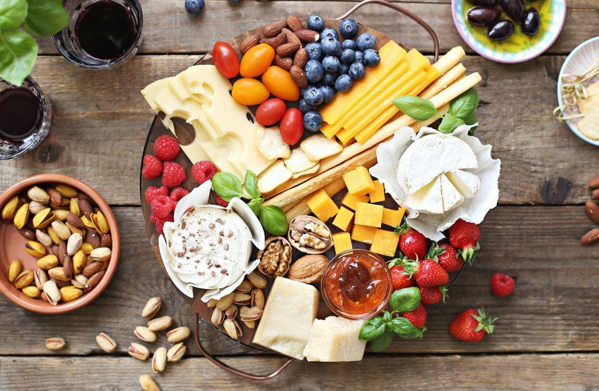 U vojnoj dijeti dopuštena je konzumacija sira