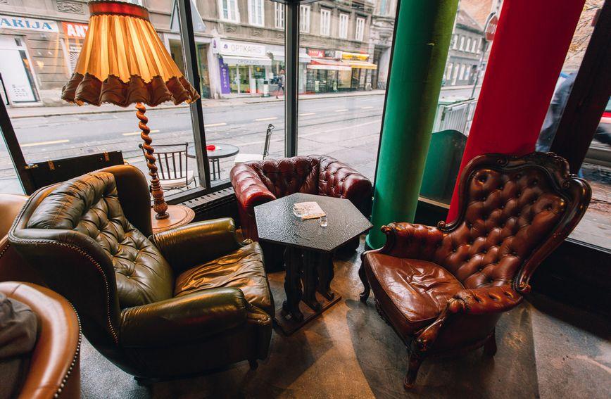 Zagrebački kafići toliko udobni da se osjećate kao da ste u svojoj dnevnoj sobi