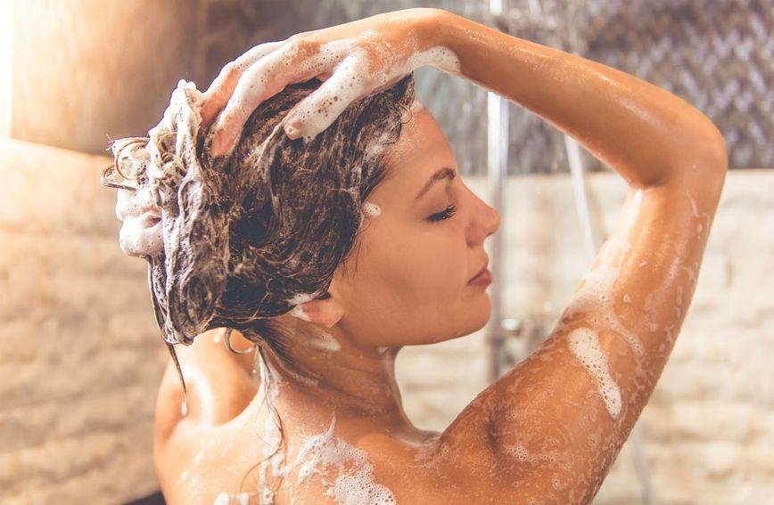 Tuširanje je sastavni dio održavanja higijene tijela
