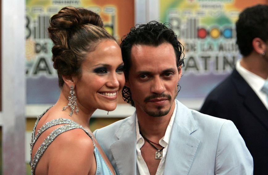 Jennifer se 2004. godine razvela od trećeg supruga, pjevača Marca Anthonyja