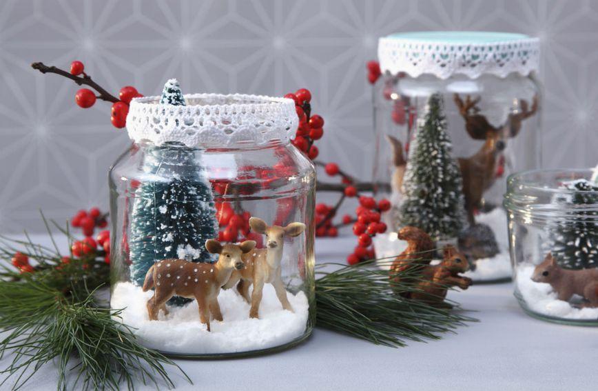 Ukrašavanje prostora božićnim ukrasima u nama izaziva osjećaj smirenosti i sreće