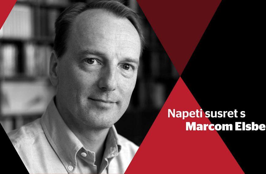 Marc Elsberg dolazi u Zagreb predstaviti svoju knjigu Blackout