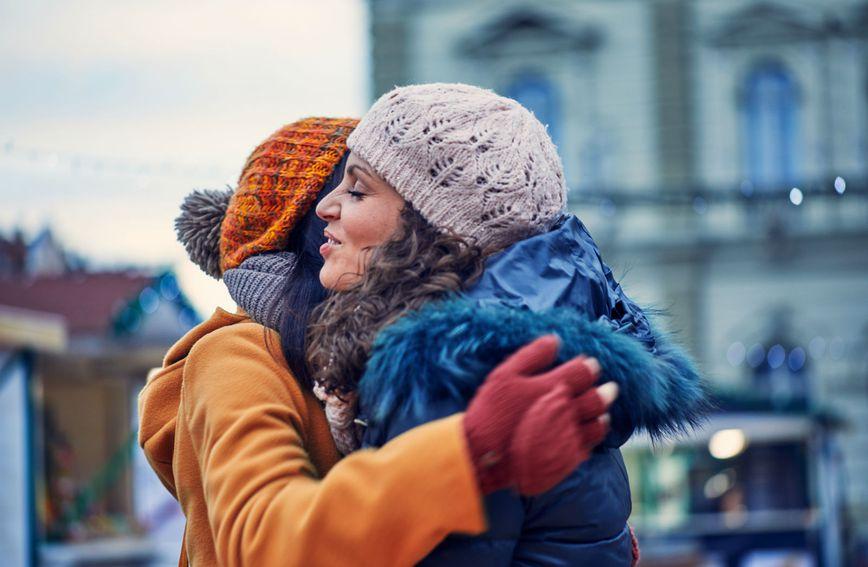 I istraživanje je potvrdilo pozitivan utjecaj zagrljaja