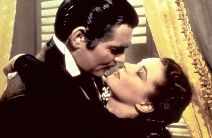 Prema knjizi Margaret Mitchell snimljen je film nagrađen Oscarom