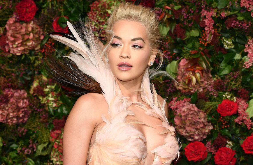 Rita Ora uvijek privlači pažnju svojim izdanjima