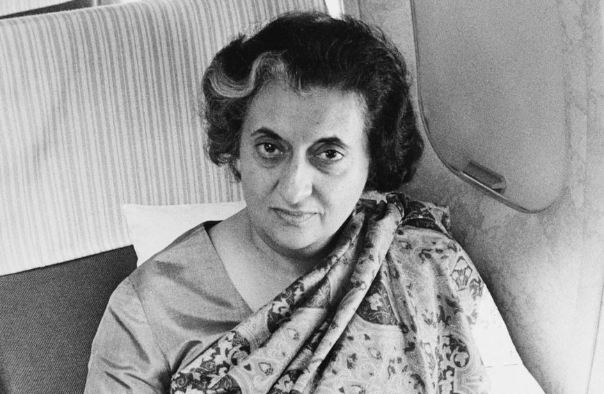 Indira Gandhi 1972. godine