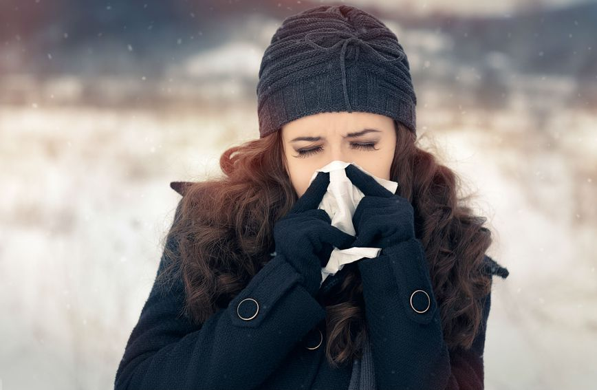 Ljudsko tijelo ima svoje načine na koje se bori protiv hladnoće