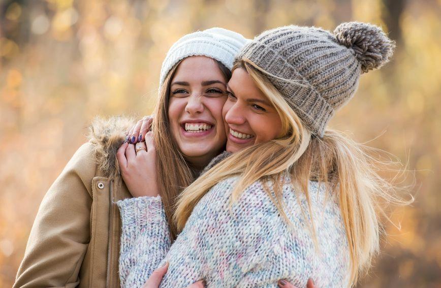 Najbolja prijateljstva preživjet će sva potencijalno teška životna iskustva