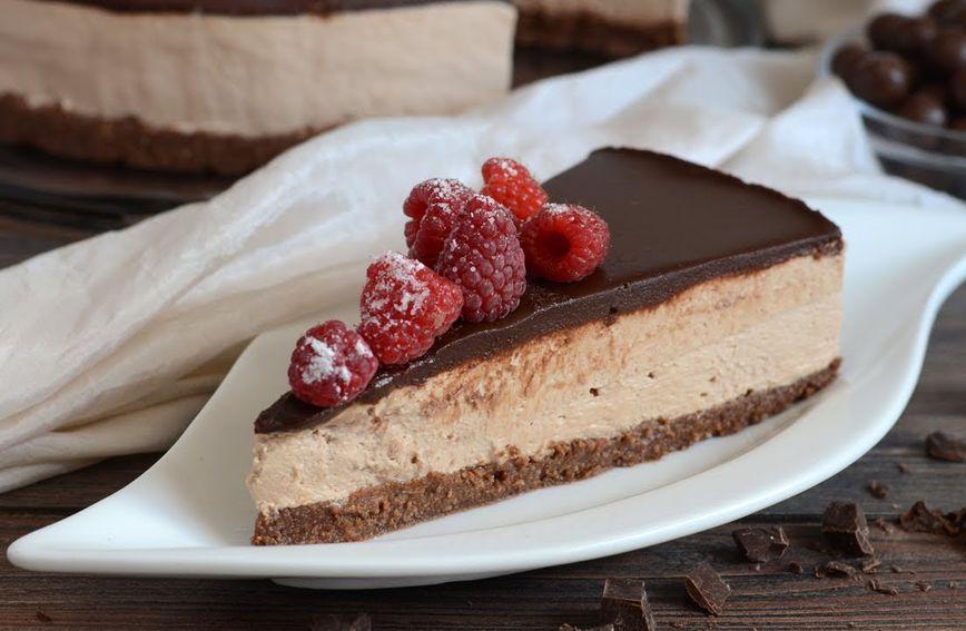 Čokoladni desert Nataše Pralice
