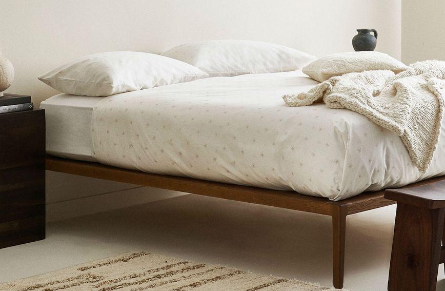I posteljina pridonosi blagdanskom ugođaju u domu