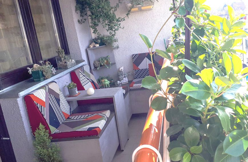 Jesesnki balkon