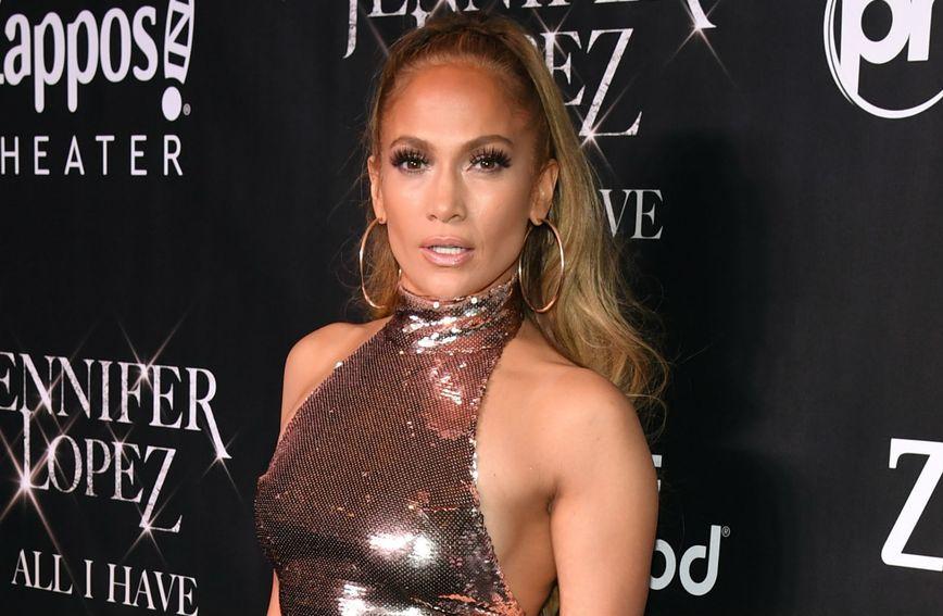 Jennifer Lopez na partyju nakon svog zadnjeg nastupa u Las Vegasu