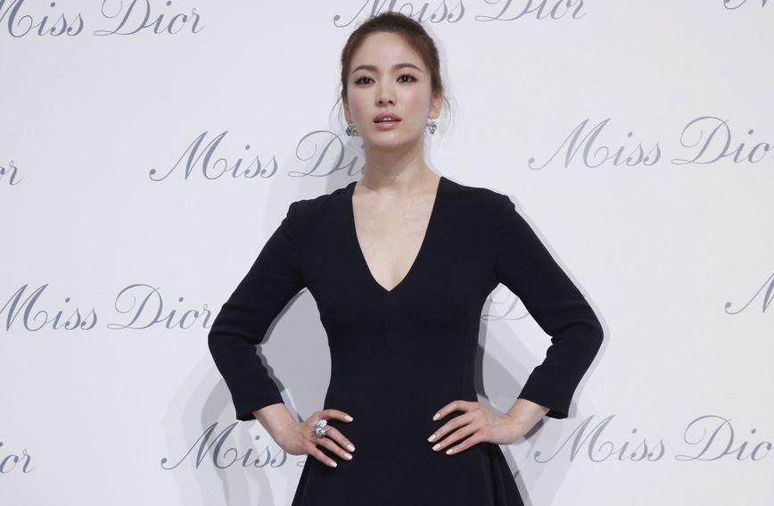 Korejska glumica Song Hye-kyo