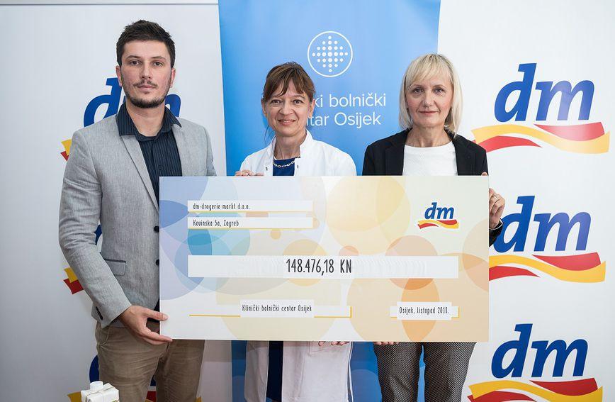 Dejan Murić (dm), prof. Jasminka Milas-Ahić, (KBC Osijek), Ana Fostač-Krilčić (dm)