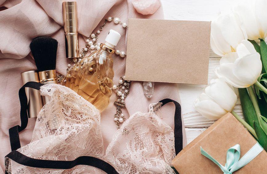 Nježni i senzualni parfemi mogu se koristiti i na donjem rublju