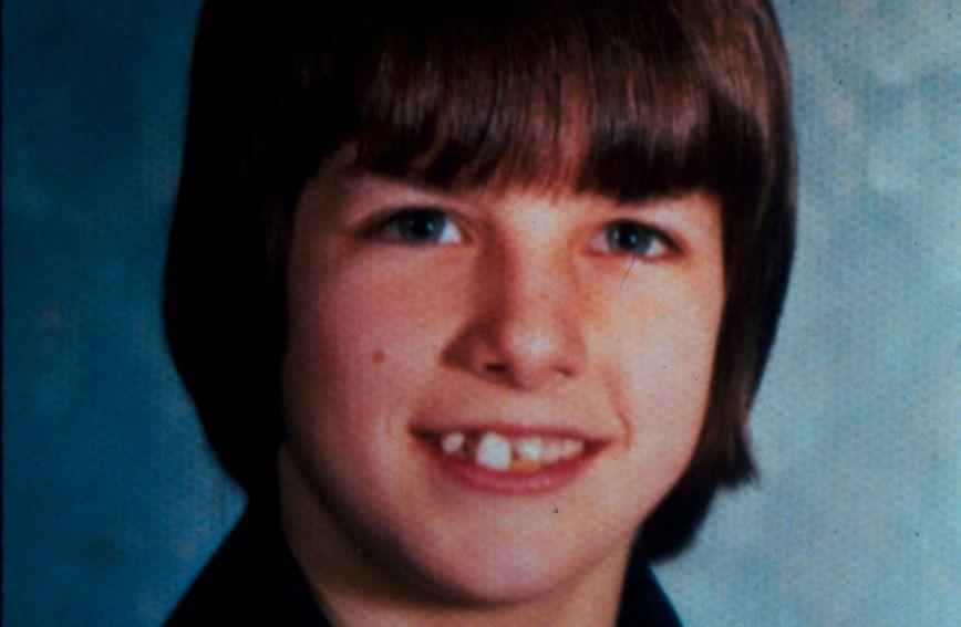 Tom Cruise kada je bio dječak