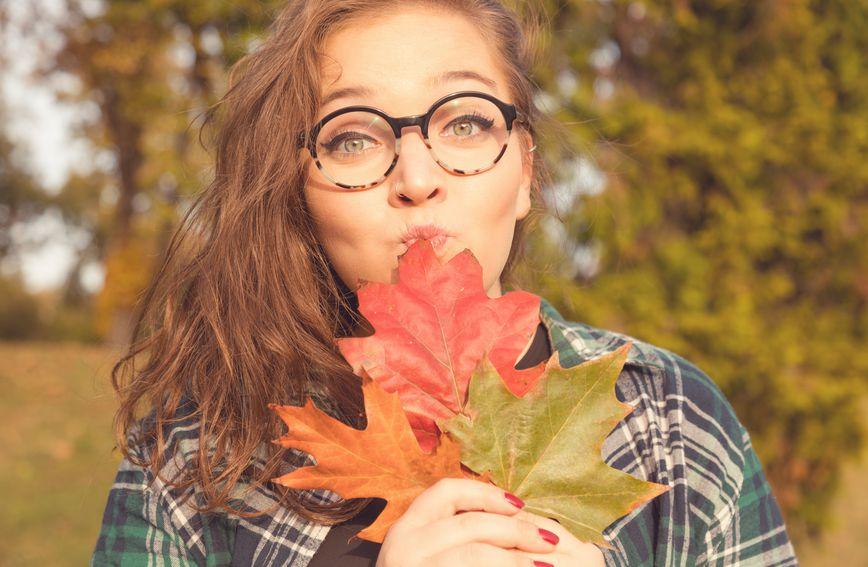 Šetnja kroz šuškavo šareno lišće probut će vječno dijete u nama