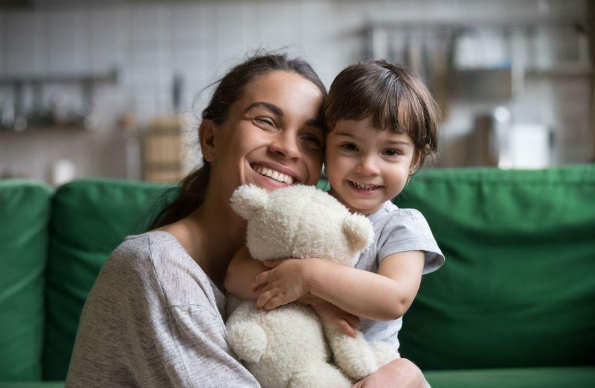 Bitno je odgajati dijete u sigurnom domu, s puno ljubavi