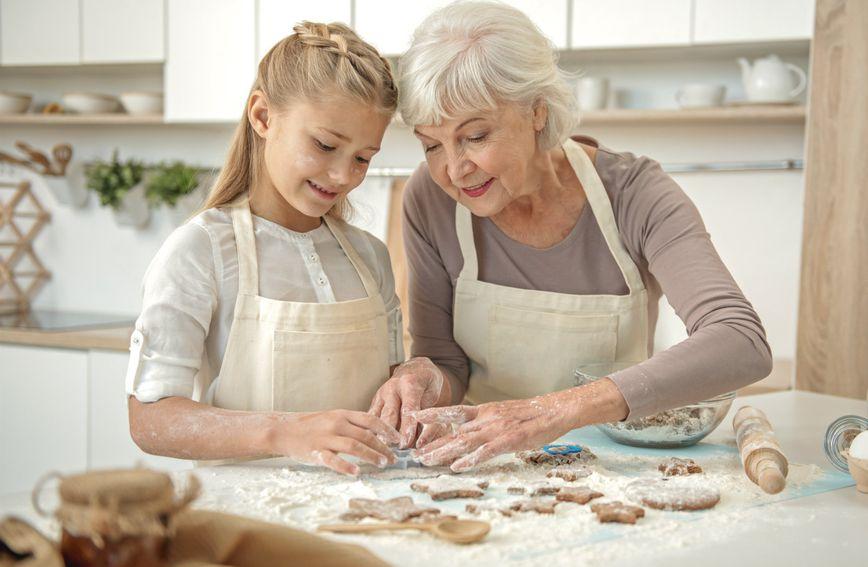 Odnos s bakama i djedovima ima velik utjecaj na razvoj djeteta