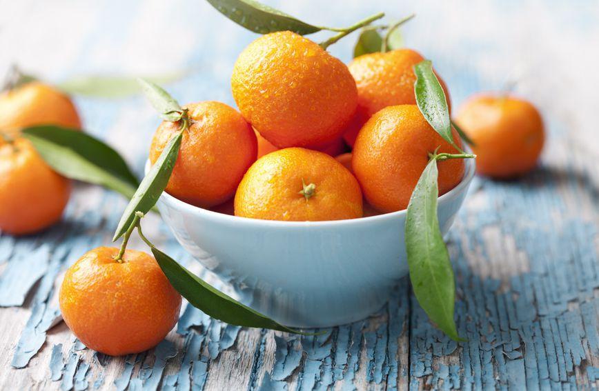 Mandarine i drugo citrusno voće odličan su izvor vitamina C, poznatog i kao askorbinska kiselina