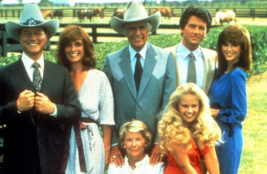 Kultna serija 'Dallas' prikazivala se od od 1978. do 1991. godine