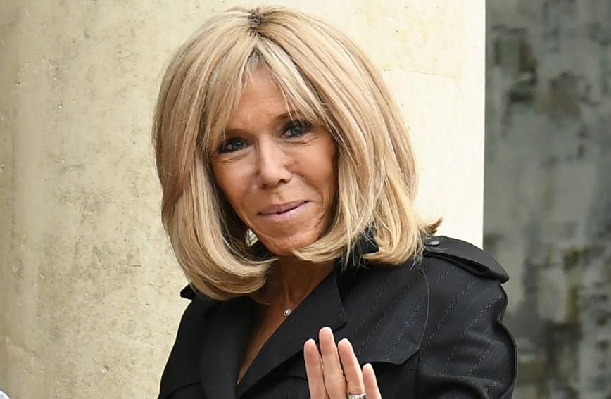 Brigitte Macron ističe se svojim stilom odijevanja od drugih prvih dama