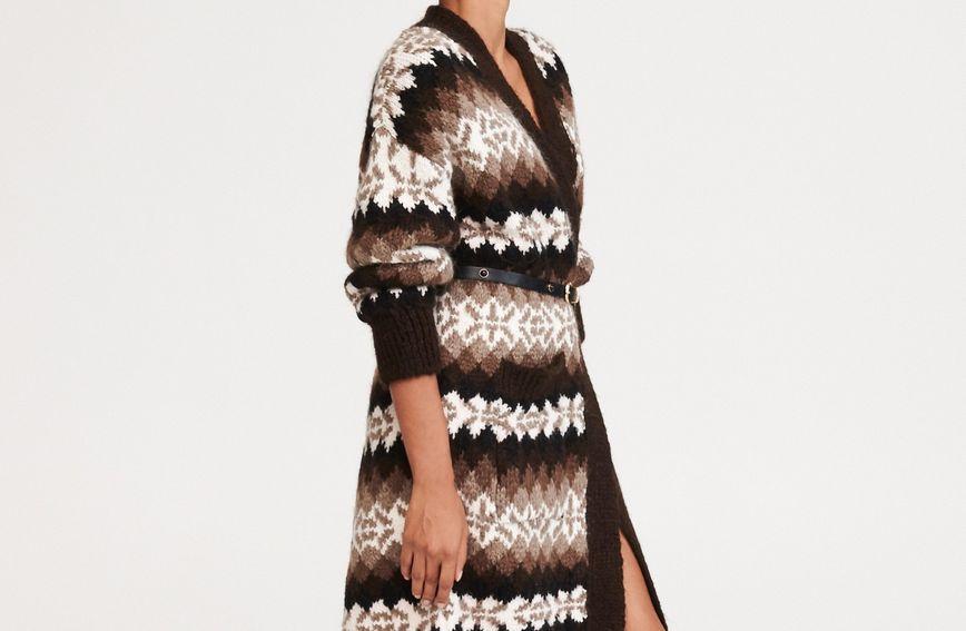 Vesta iz trgovine Reserved koja se može nositi i kao haljina